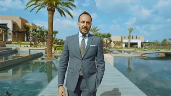"""مدير عام جديد على رأس فندق """"رويال فيرمونت"""" مراكش"""