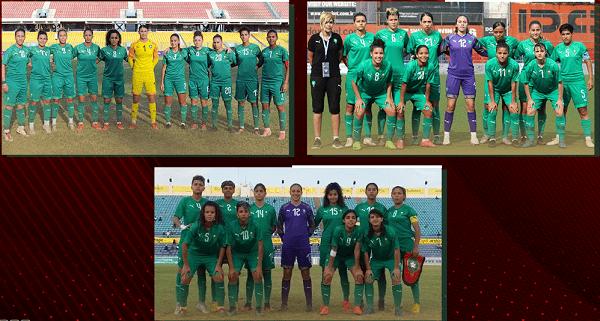 فئات المنتخب المغربي النسوي لكرة القدم تتعرف على مشوارها في المسابقات القارية