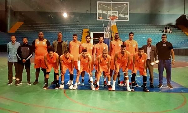 نادي مراكش المدينة لكرة السلة يحقق الفوز الثالث تواليا في بطولة القسم الثاني