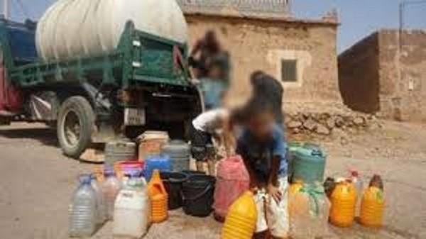 ندرة الماء الصالح للشرب تهدد دواوير بجماعة سعادة ومطالب بتدخل والي الجهة