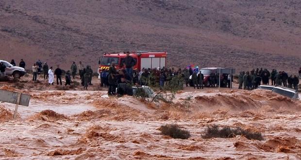 100 مليون دولار لمساعدة المغرب على مواجهة الكوارث الطبيعية