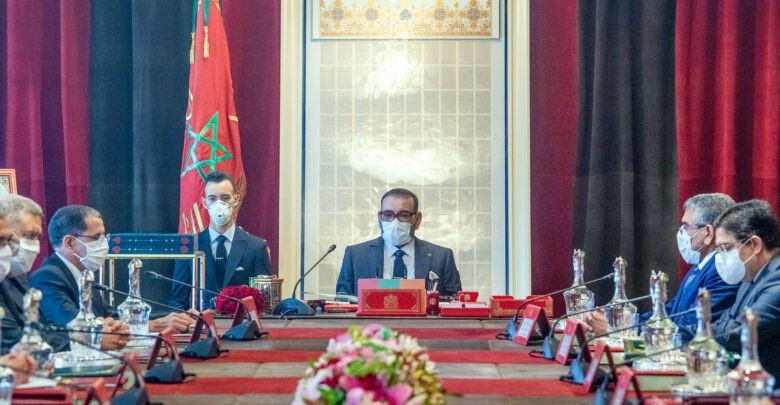 الملك محمد السادس يترأس مجلسا وزاريا بفاس