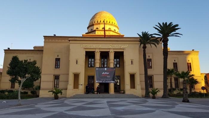 حقوقيون يحملون المجالس المنتخبة مسؤوليةاختلالات بناء المسرح الملكي بمراكش ويطالبون بالكشف عن مصير 12 مليار سنتيم