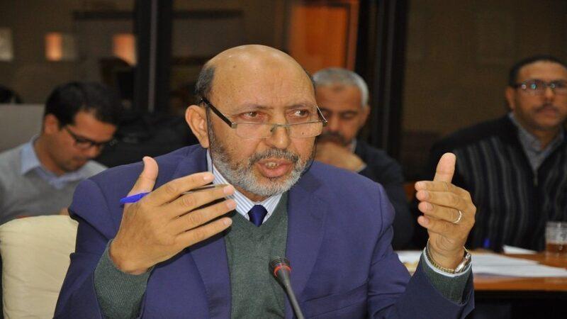 """عمدة مدينة مراكش يهاجم خصوم حزبه"""" الحمار هو الذي يكرر نفس الأخطاء"""""""