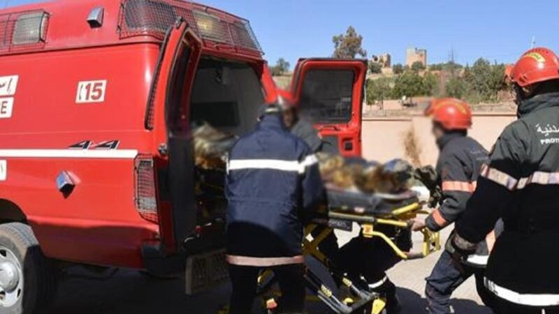 وفاة شخص نتيجة اصطدام بين دراجتين ناريتين في حادثة سير بولاد ادليم