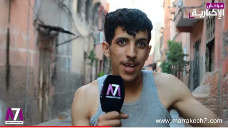 فيديو : شبان مراكشيون ما مصوتينش..ؤالدجاج يخليوه عندهم..باراكا علينا من الوعود الكاذبة