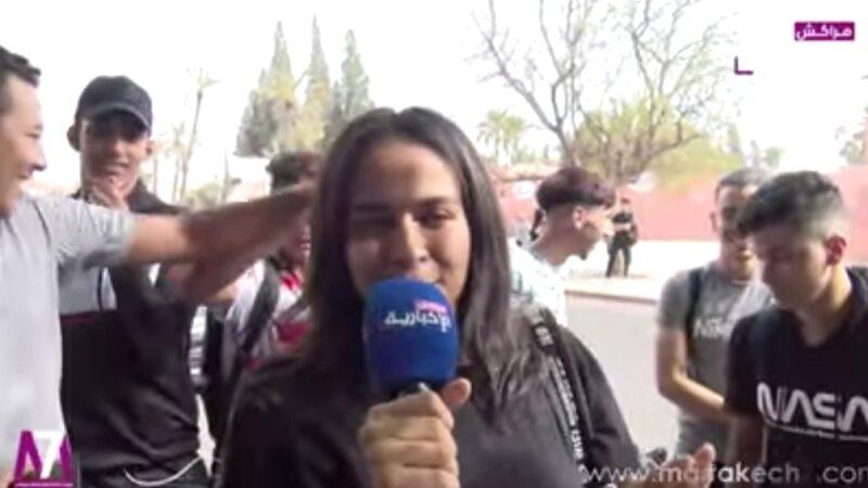 فيديو:  تلامذة مراكش، الامتحان الجهوي كان في المتناول ونشكر الأساتذة على الدعم