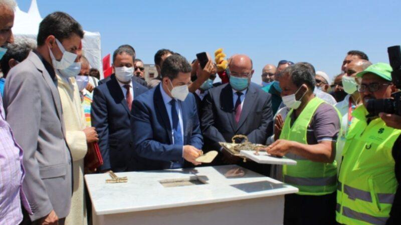 أكاديمية مراكش تعزز البنية التحتيةالتعليمية ببناء ثانوية بدوار ايزيكي