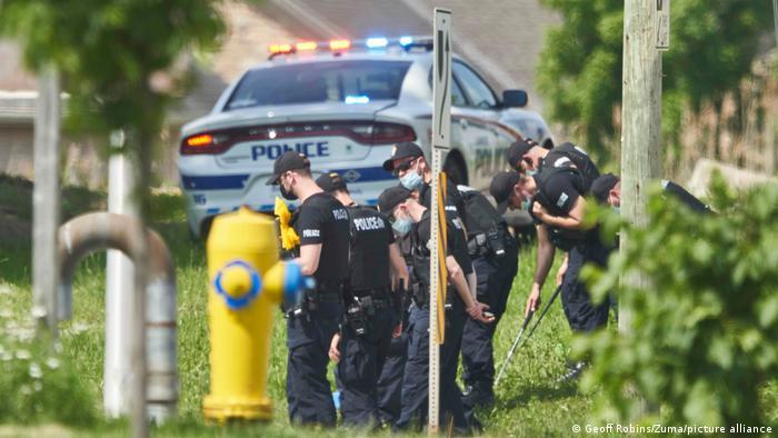 """""""ترودو يصف مقتل عائلة مسلمة دهسا في كندا بأنه """"هجوم إرهابي"""""""