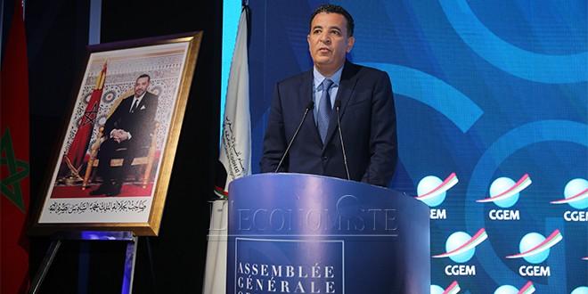 CGEM يرغب في الاضطلاع بدور أساسي في تعزيز العلاقات الاقتصادية بين المغرب والاتحاد الأوروبي