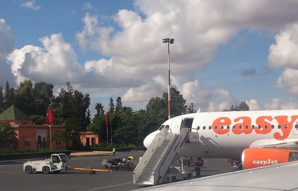 """""""ايزي جيت"""" تكشف مواعيد استئناف الرحلات من المدن الفرنسية نحو مراكش"""