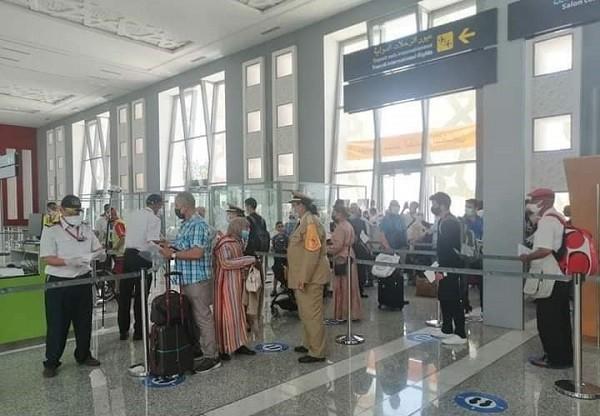 مطار مراكش يستعد لاستقبال أزيد من 20 ألف مسافر هذا الأسبوع