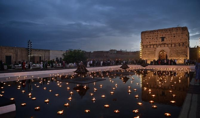 """مراكش تحتضن الحدث الدولي """"أوروينتال فاشن شو"""" بهدف الترويج للتراث السياحي المغربي"""