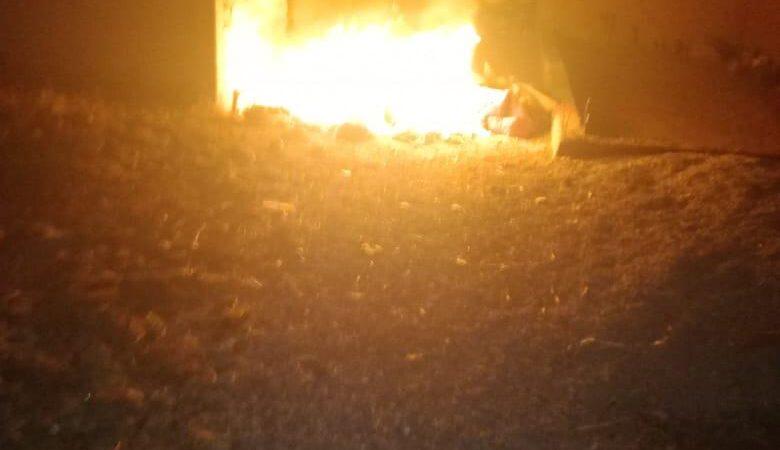 مقتل سبعيني في حريق بمنزل في الشويطر