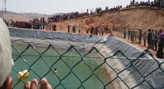 محزن..مصرع أب لطفلين غرقا في صهريج مائي بشيشاوة