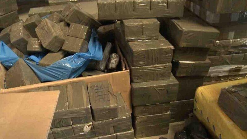 توقيف 6 أشخاص يشتبه في تورطهم في نشاط شبكة إجرامية للتهريب الدولي للمخدرات