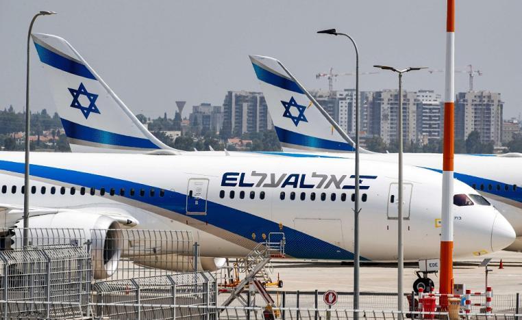 طائرتان من تل أبيب تحطان بمطار مراكش نهاية الأسبوع الجاري