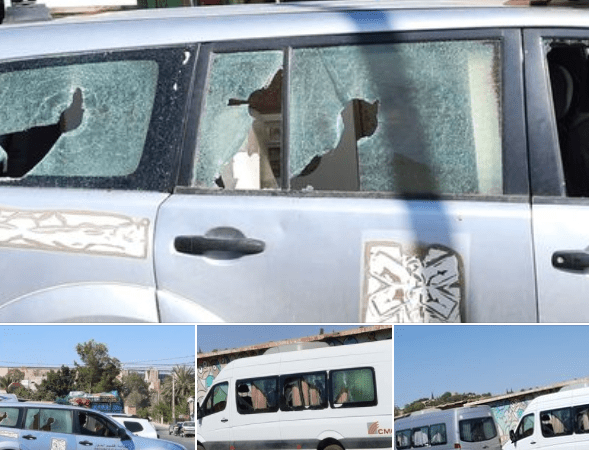 الحوز..تكسير زجاج عدد من السيارات يثير غضب المواطنين بتكركوست
