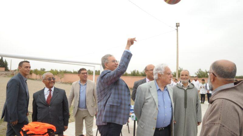 سلطات مراكش تتخذ قرارا جديدا بخصوص مباراة الوداد والماط