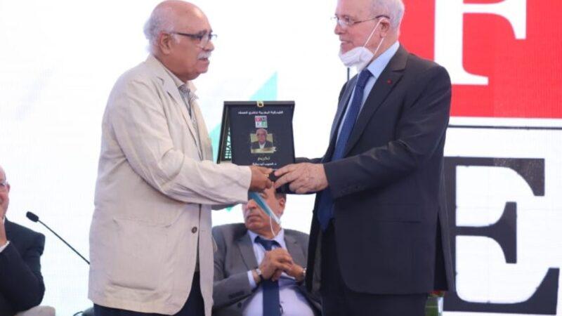 مراكش تكرم أحد رموز الإعلام الوطني الحبيب ابو ريشة، الصحافي بمراكش الإخبارية وأحد مؤسسيها.