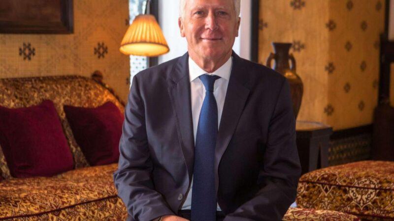 اختيار مدير فندق المامونية بمراكش الافضل عالميا