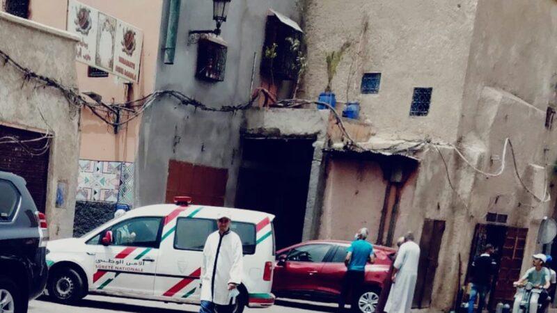 عاجل : شجار بين زوجة وحموها ينتهي بوفاة هذا الأخير بحي القصبة بمراكش