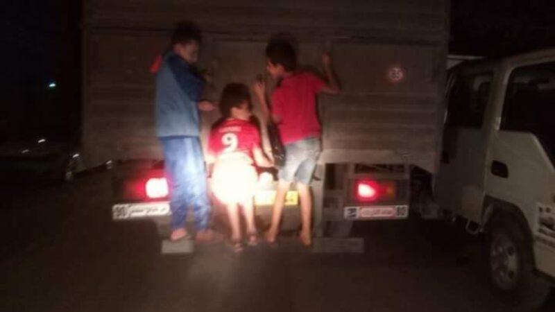 ظاهرة تسلق الشاحنات بأبواب مراكش ترسل طفلا في حالة خطيرة إلى المستعجلات