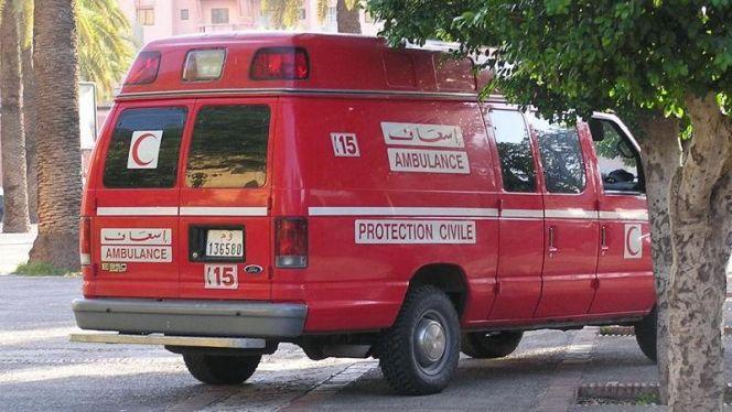 قتيل في انقلاب سيارة بمنعرجات في شيشاوة