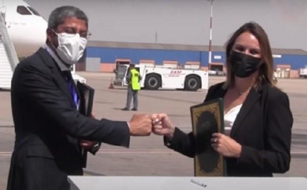 """من مراكش.. توقيع اتفاقية شراكة بين المكتب المغربي للسياحة وشركة """"العال"""" الإسرائيلية"""