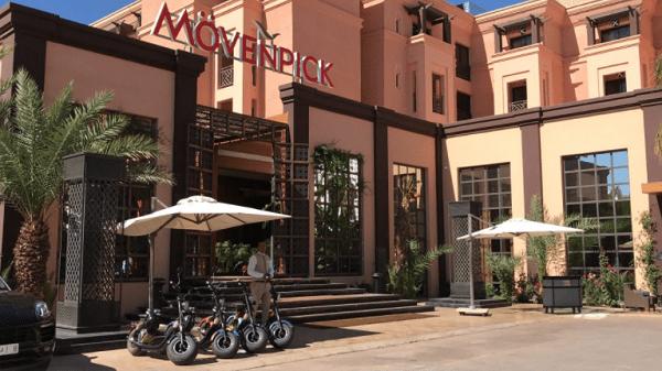 """خسائر شركة """"الأجيال"""" المالكة لفندق موفنبيك بمراكش تتجاوز 120 مليون يورو"""