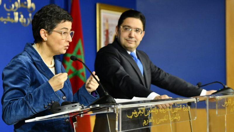 الأزمة الدبلوماسية مع المغرب تطيح بوزيرة خارجية اسبانيا