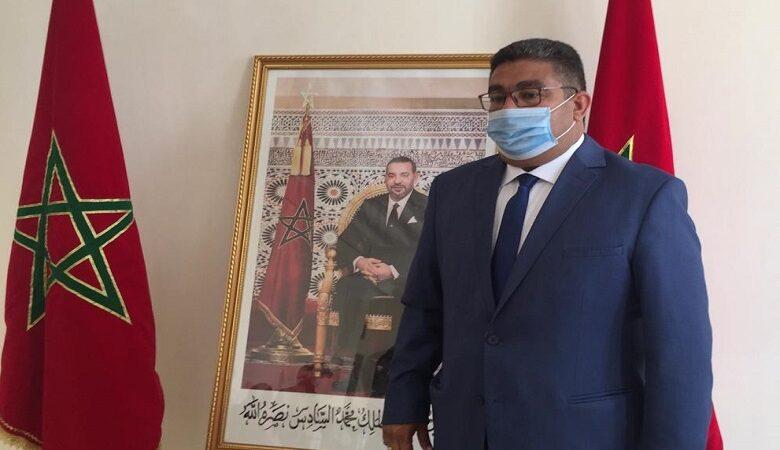 انتخاب محمد شقيق رئيسا لمجلس جماعة واحة سيدي ابراهيم