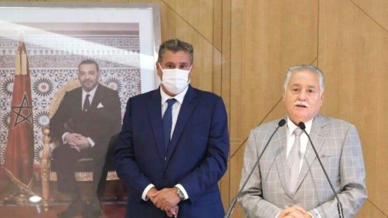 لقاء جاف بين اخنوش وبنعبد الله ولا حديث حول مشاركة حزب الكتاب في الحكومة