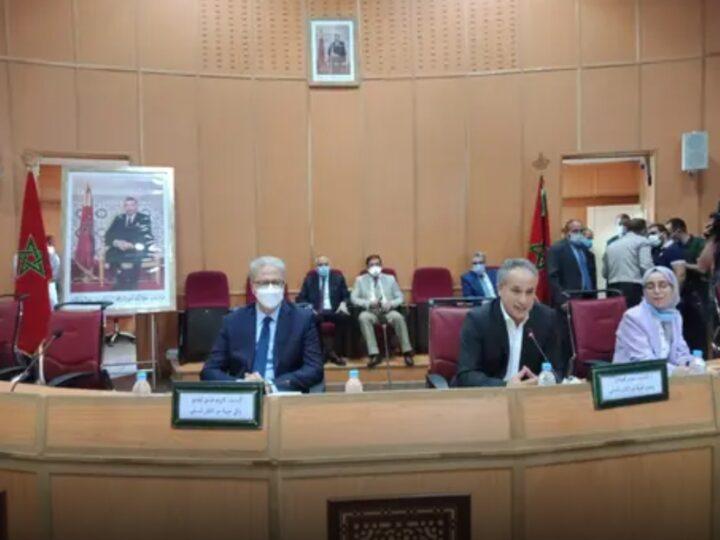 انتخاب كودار رئيسا لمجلس الجهة ولائحته تضم الوجوه المألوفة