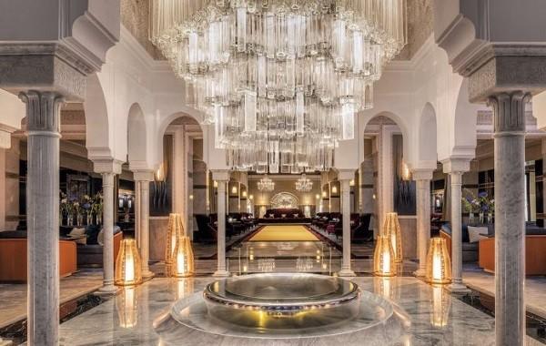 """فندق المامونية بمراكش ينال جائزتين في حفل جوائز """"AHEAD"""" العالمية"""