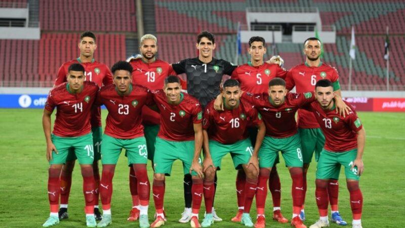 """المنتخب المغربي يتراجع بمركز واحد في التصنيف العالمي """"فيفا"""""""