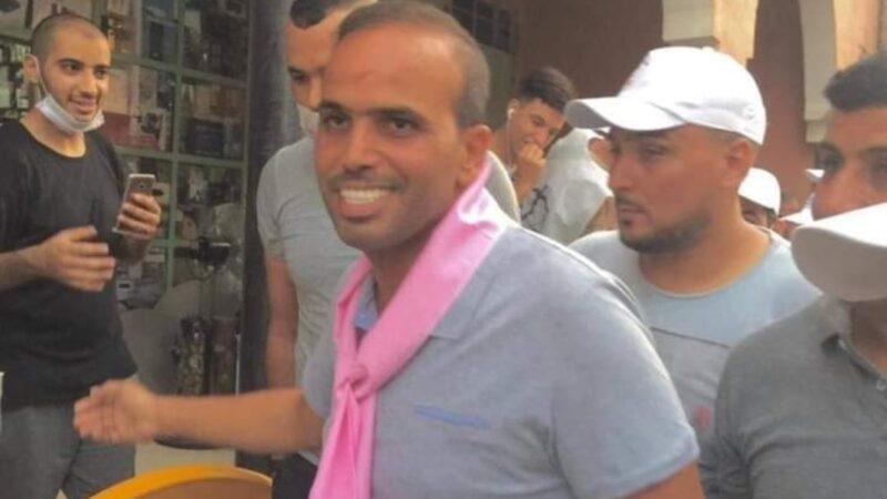 عبد الرزاق احلوش من حزب الاستقلال يحتفظ برئاسة جماعة السويهلة