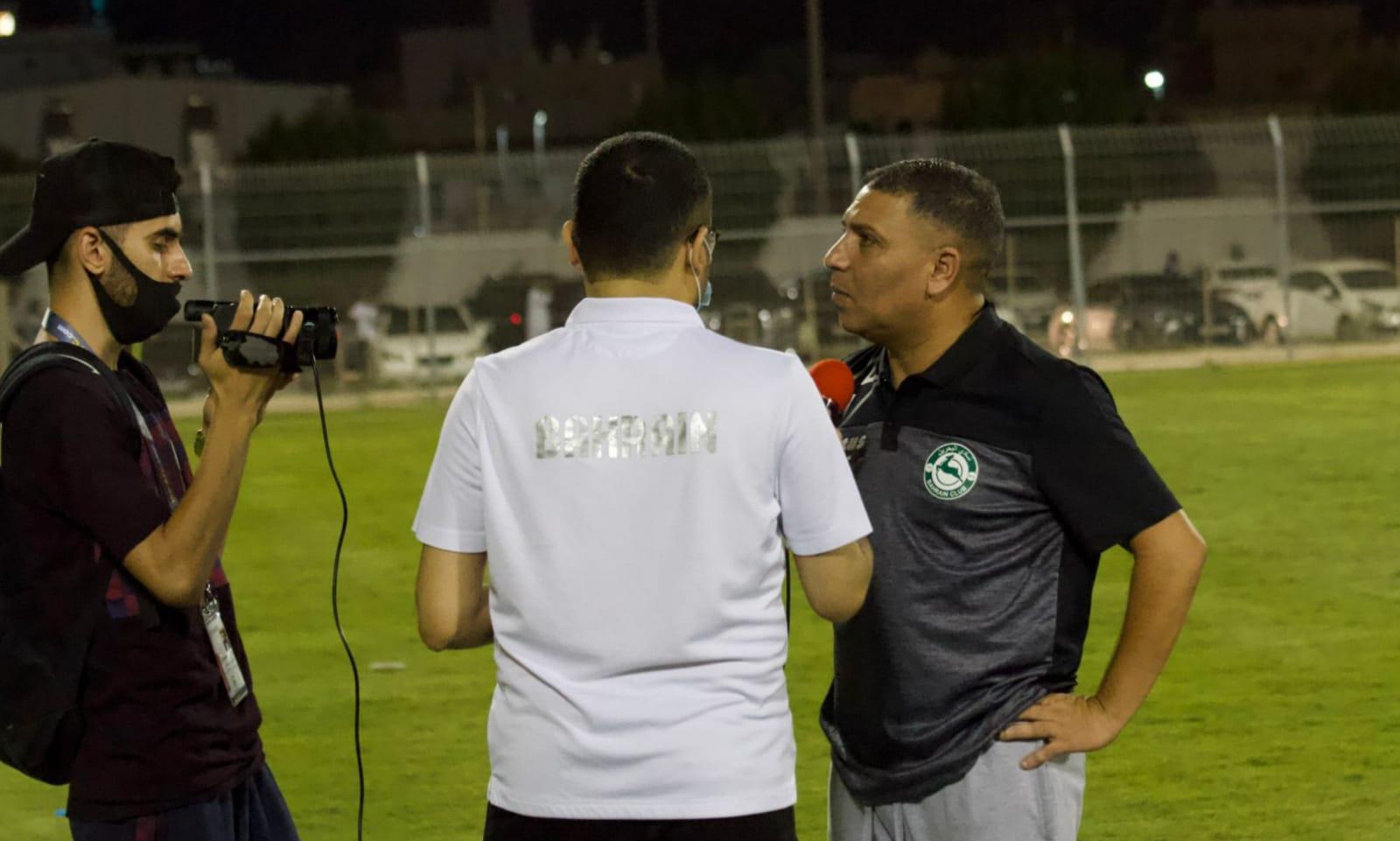 الإطار المراكشي الغفلاوي يبصم على بداية موفقة مع فريق الغزالة البحريني في أول تجربة بالخليج