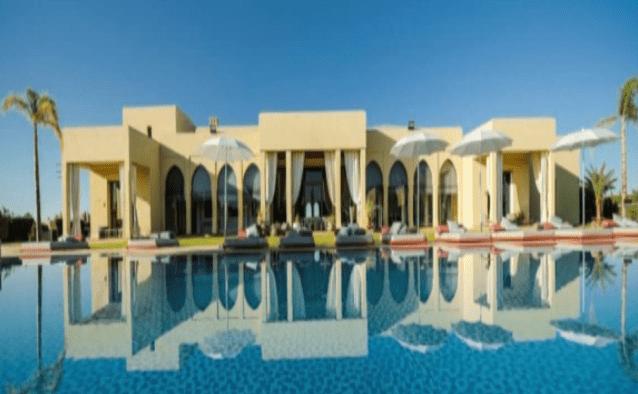 """""""ميتغ غيمس"""" يفتح قصره في مراكش لتصوير أحد برامج الواقع الفرنسية"""