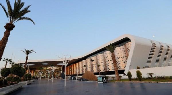 مطار مراكش يسترجع خلال موسم الصيف الحالي 46 في المائة من حركة النقل الدولي المسجلة في صيف 2019
