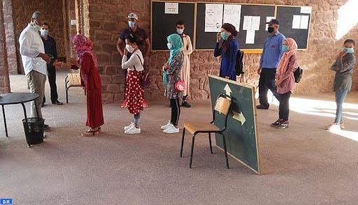حقوقيون ينددون بالتجاوزات التي تعرفها مراكز تلقيح التلاميذ بمراكش